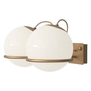 Gino Sarfatti Model 238/2 Wall Lamp in Brass For Sale