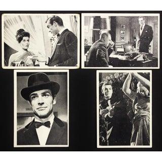 James Bond Secret Agent 007 Trading Cards (49 card set) Preview