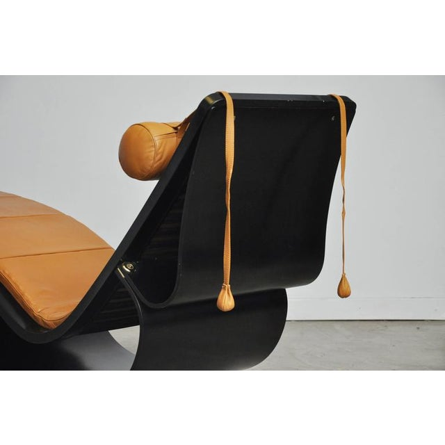 """Original """"Rio"""" Rocking Chaise by Oscar Niemeyer For Sale - Image 5 of 7"""