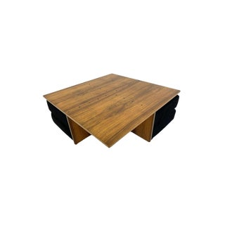 Danish Modern Rosewood Coffee Table by Thygesen and Johnny Sorensen for Interna of Denmark For Sale