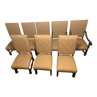 Ralph Lauren Camargue Dining Chairs - Set of 8 For Sale