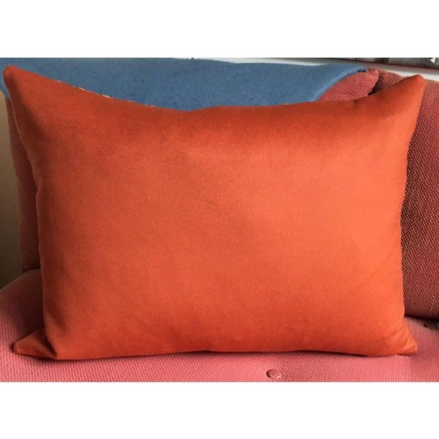 Vintage Thai Applique Pillow For Sale - Image 5 of 5