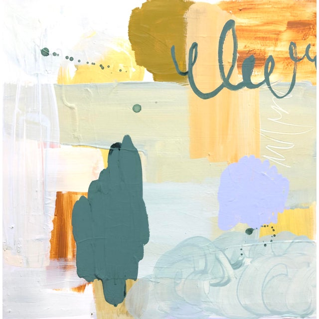 Hayley's work balances calm and choas with colorful layers of paint. Her work is great for colorful design projects and...