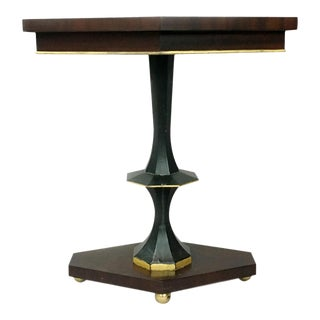 Mahogany Veneer William Table
