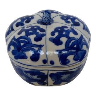 Chinese Porcelain Container