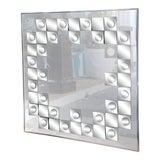 Image of Signed Midcentury Hal Bienenfeld Mirror For Sale
