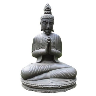 Praying Thai Garden Buddha For Sale