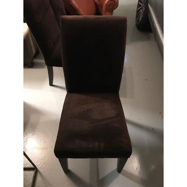 Contemporary Mitchell Gold Dining Chair For Sale - Image 3 of 8