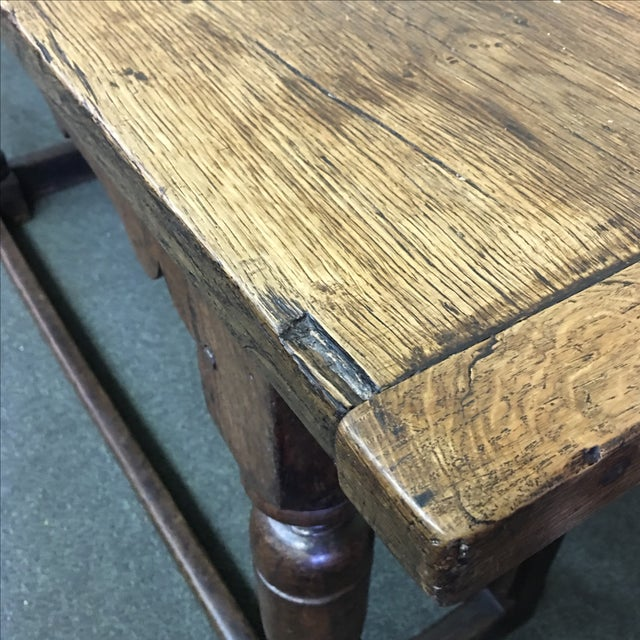 Vintage Console or Sofa Table - Image 9 of 11