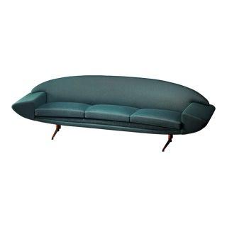 Johannes Andersen 'Capri' Sofa for Trensum, 1960s For Sale