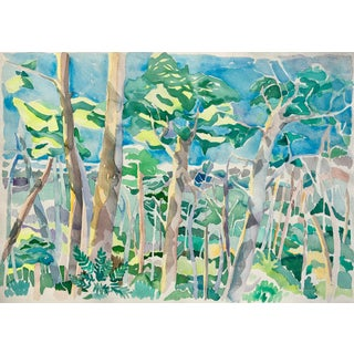 'Eucalyptus Grove' by Robin Gregory, 1981 For Sale