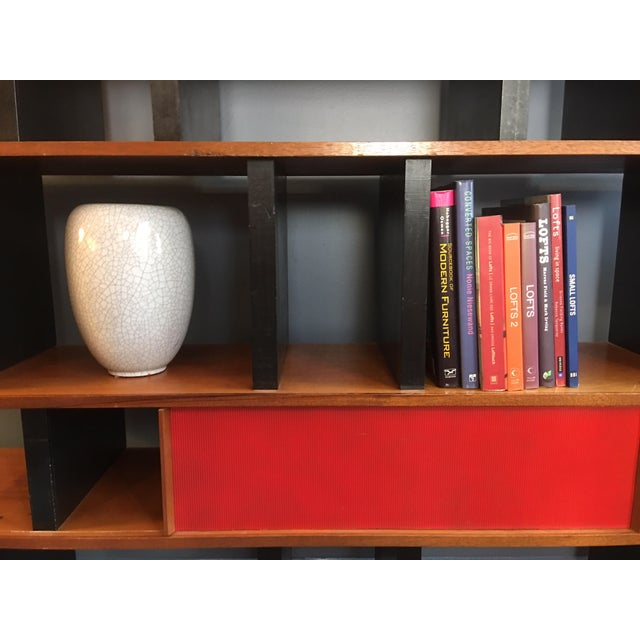 Charlotte Perriand and Jean Prouve Style Shelving System For Sale In Philadelphia - Image 6 of 13