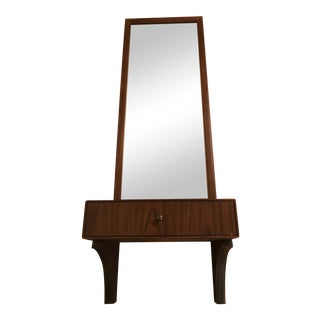 1970s Heritage Contemporary Pier Mirror For Sale