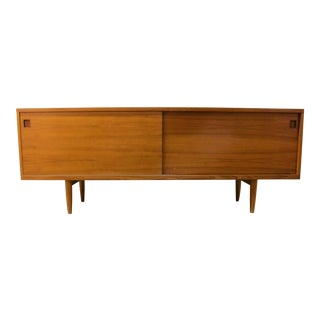1960s Danish Modern Niels Otto Møller No. 20 Teak Sideboard For Sale