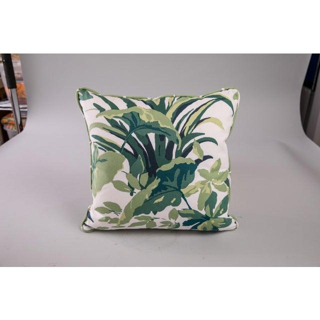 Textile Boho Chic Custom Bermuda Bay Pillow For Sale - Image 7 of 7