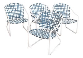 Image of Vinyl Outdoor Chairs