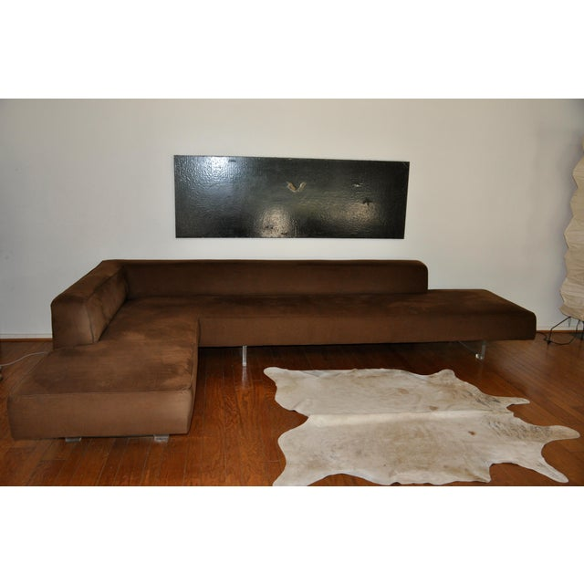 Early 21st Century Valadimir Kagan Sectional For Sale - Image 5 of 11