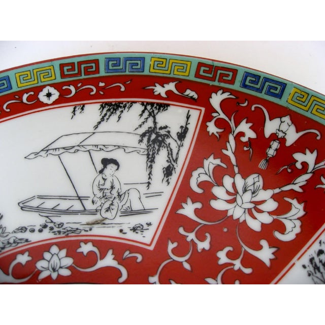 Porcelain Charger For Sale In Los Angeles - Image 6 of 8
