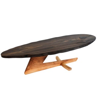 Unique Signed Table by Jörg Pietschmann For Sale