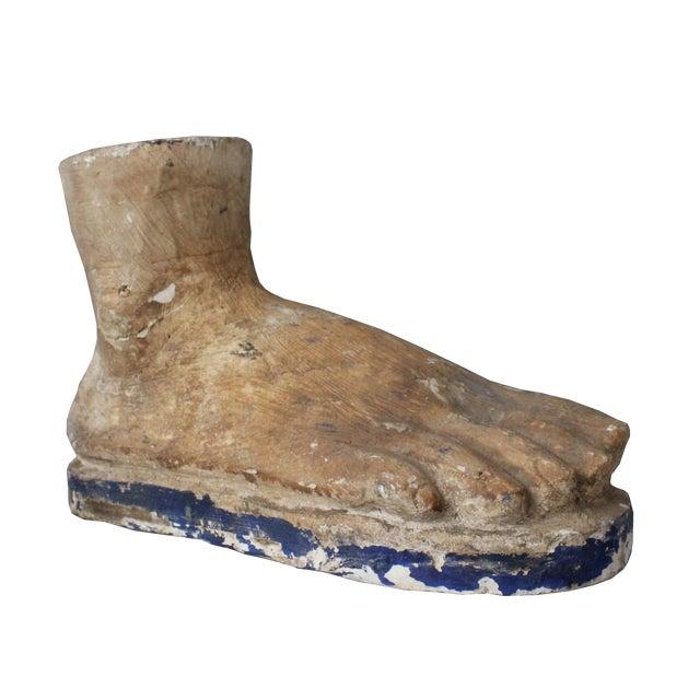 Vintage Roman Foot Prop For Sale