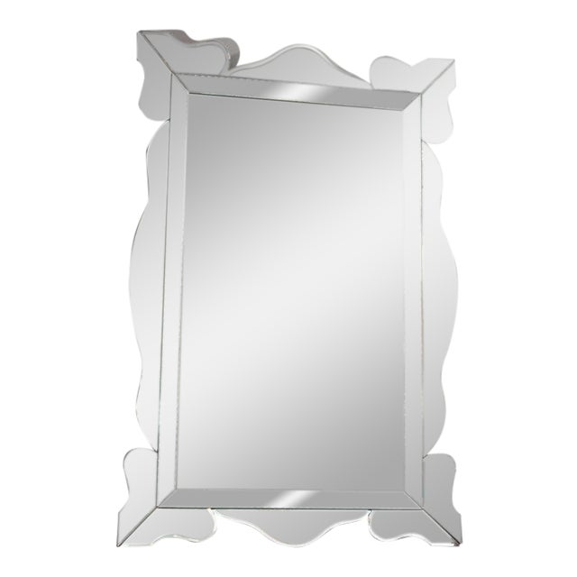 Custom American Mirror For Sale