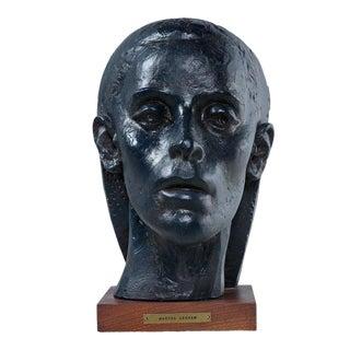 Joseph Konzal Bust of Martha Graham