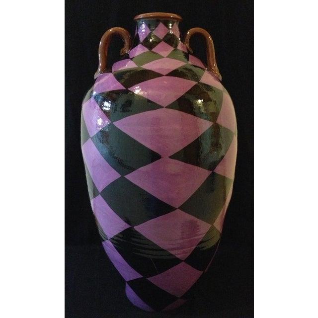 Abstract Original Mattie Leeds Pot For Sale - Image 3 of 5