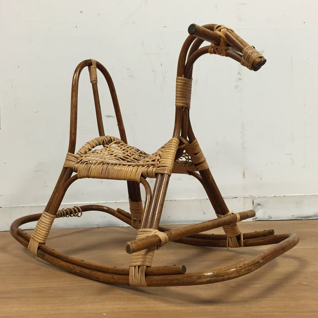 Swedish Rocking Horse - Image 2 of 11