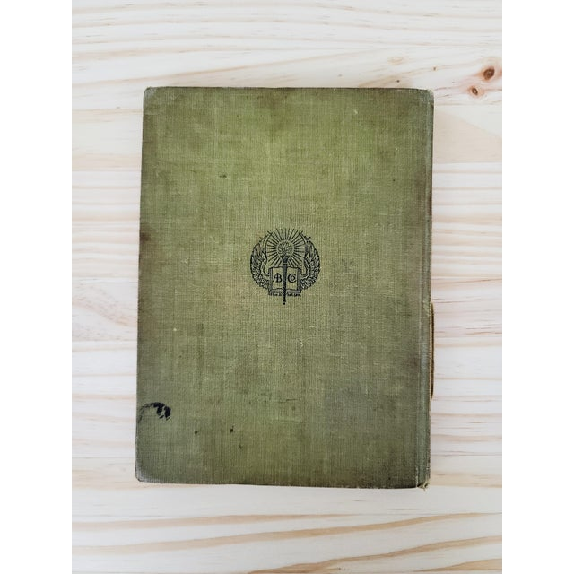 Olive 1901 Antique School Book For Sale - Image 8 of 10