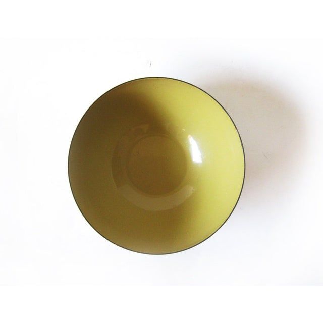 Mid Century Cathrineholm of Norway Enamel Bowl - Image 6 of 6