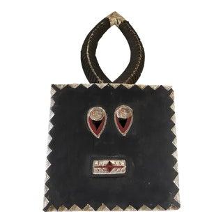 """African Baule Goli Ceremonial Mask I Coast 19.75"""" H For Sale"""