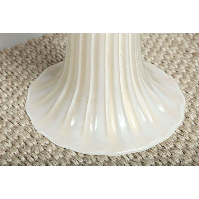 Murano Glass Floor Vases - A Pair For Sale In New York - Image 6 of 10