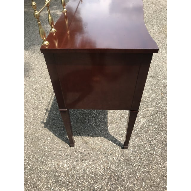 Traditional Traditional Cherry Side Board by Kindel For Sale - Image 3 of 11