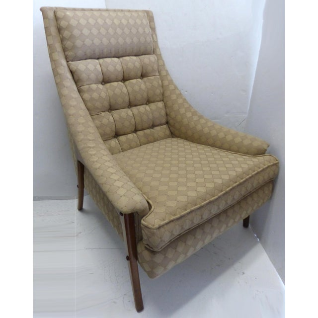 Mid-Century Adrian Pearsall Style Chairs - A Pair - Image 2 of 8