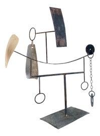 Image of Brutalist Sculpture