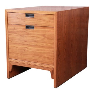 Edward Wormley for Dunbar Rosewood Two-Drawer Chest, Circa 1960s For Sale