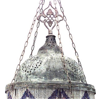 20th Century Middle Eastern Moorish Style Chandelier Preview