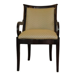 James Adam Custom Upholstered Dining Chair by Artistic Frame