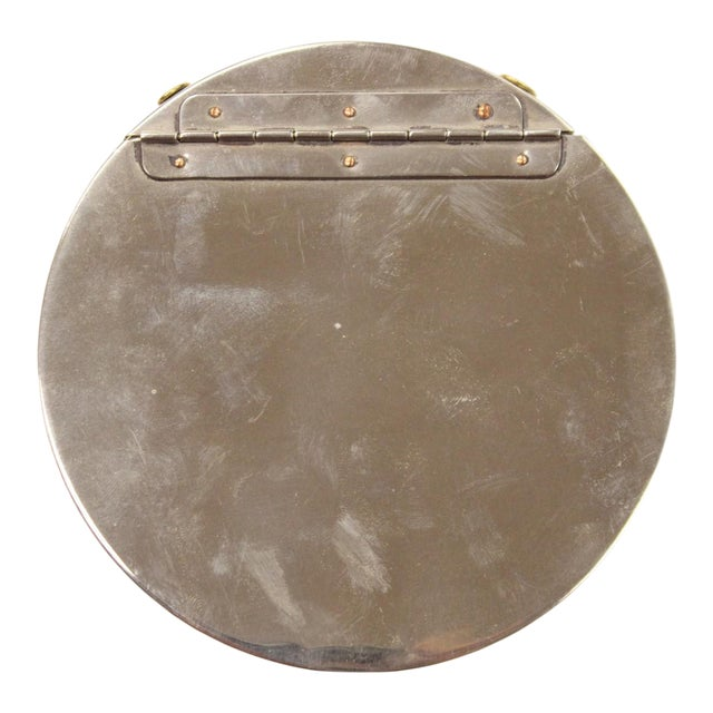 Sterling Silver Fishing Reel Case - Image 1 of 4
