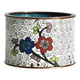 Image of Antique Chinese Cloisonne Napkin Ring For Sale