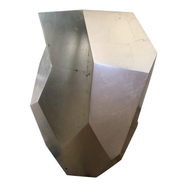 Minimalist Baker Quarry Accent Table For Sale