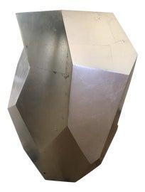 Image of Silver Leaf Side Tables