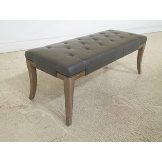 Hollywood Regency Modern Design Window Bench Preview