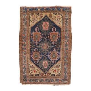 Antique Nahavand Hamedan Persian Rug - 3'6 X 5'2 For Sale