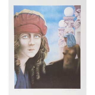 Robert Anderson, Easier to Change the Past, Lithograph For Sale