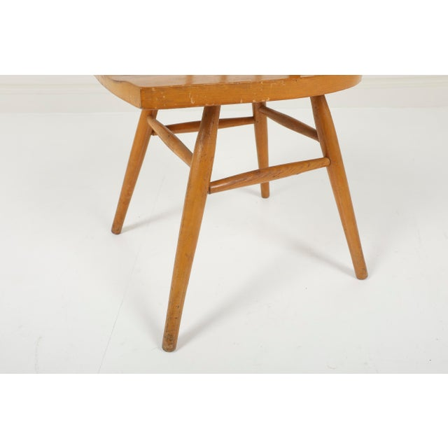 1940s Vintage George Nakashima for Knoll Straight Chair For Sale - Image 9 of 11