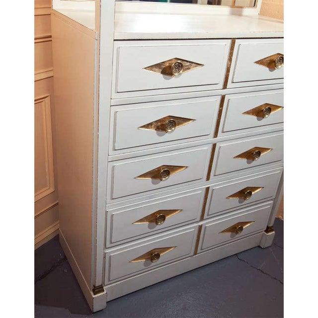 Grosfeld House French Empire Vanity Dresser For Sale - Image 10 of 10