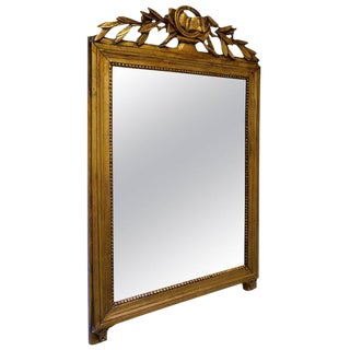 Regency Period, Gilt-Wood Mirror, France, Circa 1820's