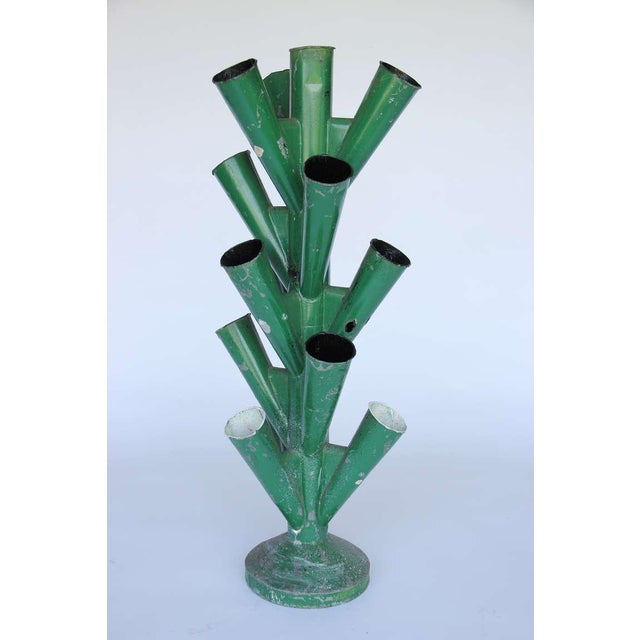French Flower Market Bouquet Holder For Sale In New York - Image 6 of 9