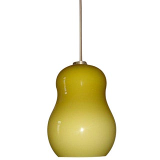 1 Hand Blown Resolute Pendant Ceiling Lamp Mr7642 For Sale